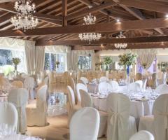 Villa Demetra - L'allestimento interno