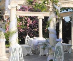 Villa Valente - Cerimonia di matrimonio in giardino