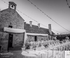 Masseria Bonelli - La Masseria in bianco e nero