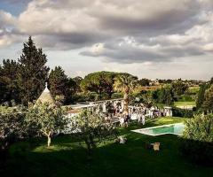 Villa Cenci - La masseria per il matrimonio