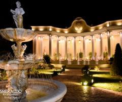 Lo Smeraldo Ricevimenti - Il parco viennese