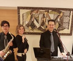 Gruppo Taeda Band per matrimoni - Il trio musicale con Roberto Tany e Fabio