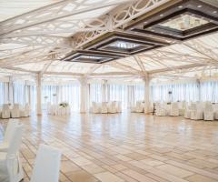 Casale San Nicola - La grande sala