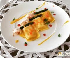 Antica Masseria Martuccio - Delizia culinarie