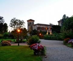 Location di matrimonio a Vercelli: Castello di Desana
