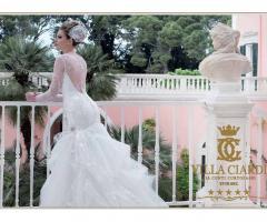 Sposa a Villa Ciardi