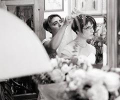 Irene Nasoni Fotografia - La preparazione della sposa