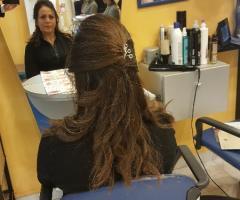 Rosa Laguardia Hair Style - Prove nell'angolo make-up