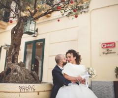 Francesco Caroli - Foto ricordo a Brindisi