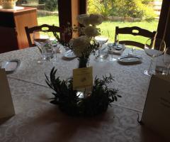 Masseria Montepaolo - Dettagli della tavola
