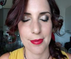 Tatiana Make up Artist - Particolare del trucco