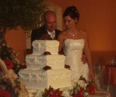 Torta nuziale - Wedding Planner a Bari