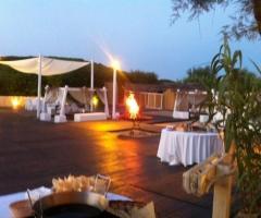 Celebrazione matrimonio in spiaggia - Località Capitolo Monopoli