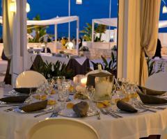 COCO - Beach Club & Eventi di Classe - Tavoli del matrimonio