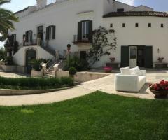 Villa SantElia - Location per i ricevimenti di nozze a Barletta Andria Trani