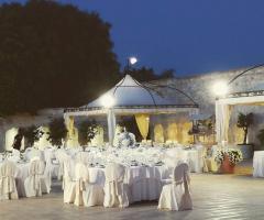 Masseria Cariello Nuovo - Il matrimonio di sera