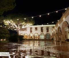 Antica Masseria Martuccio - La masseria per il ricevimento di nozze