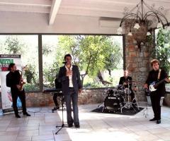 Little Italy Band ad un matrimonio