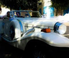 Antony Live - Noleggio auto per il matrimonio a Potenza