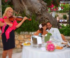 Aperitivi con Violino