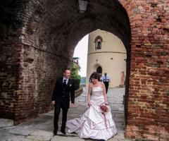 Castello di Cortanze - Appena sposati!