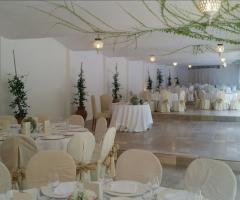 Villa San Martino - La sala per il ricevimento