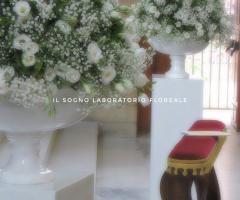 Il Sogno - Laboratorio Floreale - In chiesa