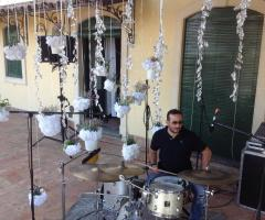 Chicky Mo Swing Band - Prove alle percussioni