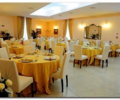 Grand Hotel Capodimonte - La Sala Regina Isabella