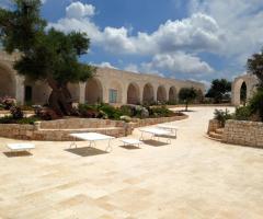 Masseria Grieco - Gli spazi della location