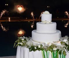 Murgia Garden Ricevimenti - La torta nunziale
