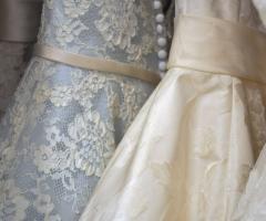 Le Rose di Zucchero Filato - L'abito da sposa