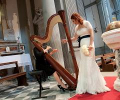 Eleonora Pellegrini - Arpa per Matrimoni