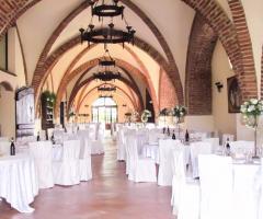 Castello di Cortanze - Il ristorante per il matrimonio ad Asti