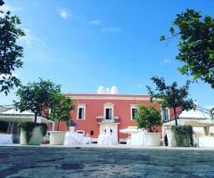 Masseria Cariello Nuovo - L'ingresso