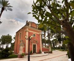 Location per il ricevimento di nozze a Brindisi
