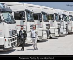Fabrizio Foto - Foto tra i camion