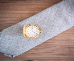 Dario Imparato Foto - Dettagli sulla preparazione dello sposo