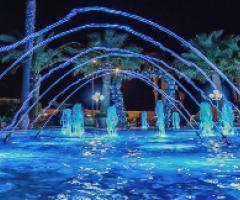 Villa Althea Ricevimenti - La fontana