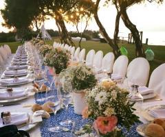 Guna Beach Club - La cura dei particolari sulla tavola