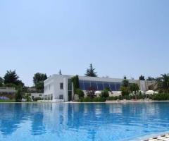 Murgia Garden Ricevimenti - Vista della piscina