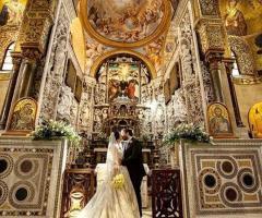 TERRAEVENTS Lifestyle - La cerimonia in chiesa