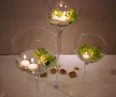 Luisa Mascolino Wedding Planner Sicilia - Candele profumate