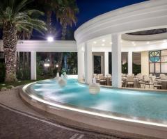 Il Vittoriano Ricevimenti - La location di sera