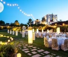 Il Trappetello - Il matrimonio all'aperto