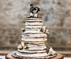 Casale San Nicola - La torta nuziale