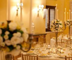 Ricevimento di matrimonio a Palazzo Cardinal Cesi a Roma