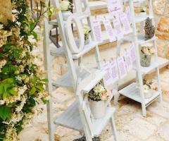 Masseria Grieco - iI tableau delle nozze