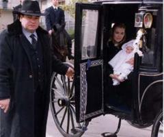 Spose in carrozza