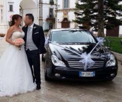 Antony Live - Mercedes CLS per il matrimonio